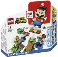 "LEGO Super Mario ""Приключения вместе с Марио"""