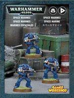 "Малый набор миниатюр ""Warhammer 40.000. Space Marine"""