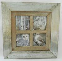 Рамка для фото на 4 фото (35,5х35,5 см)