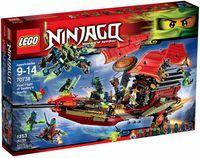 "LEGO Ninjago ""Корабль Дар Судьбы. Решающая битва"""