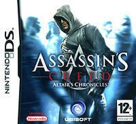 """Assassin""""s Creed: Altair""""s Chronicles [DS]"""