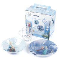 "Набор для завтрака ""Frozen"" (3 предмета; арт. L8224)"