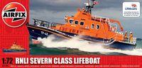 """Корабль """"RNLI Severn Class Lifeboat"""" (масштаб: 1/72)"""