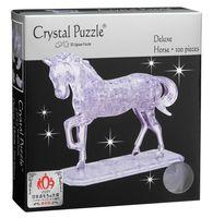 """Пазл-головоломка """"Crystal Puzzle. Лошадь"""" (100 элементов)"""
