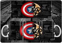 """Кружка """"Капитан Америка"""" (art. 14)"""