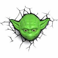 Декоративный светильник - Звездные войны. Йода