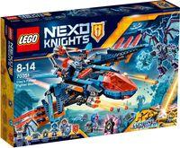 """LEGO Nexo Knights """"Сокол. Самолет-истребитель Клэя"""""""