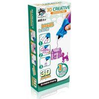 3D ручка детская FITFUN 8801-1C (фиолетовая)