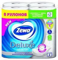 "Туалетная бумага ""Delicate Care"" (8 рулонов)"