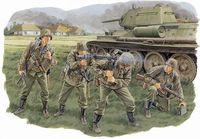 "Набор миниатюр ""Panzergrenadier, LAH Division Kursk 1943"" (масштаб:1/35)"