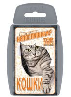 Козырные карты: Кошки