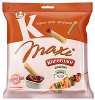"""Сухарики ржано-пшеничные """"Maxi"""" (50 г; томатный соус и шашлык)"""