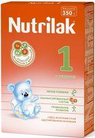 """Сухая молочная смесь """"Nutrilak 1"""" (350 г)"""