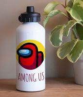 """Бутылка для воды """"Among Us"""" (600 мл)"""