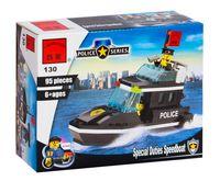 """Конструктор """"Police. Полицейский катер"""" (95 деталей)"""