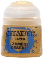 """Краска акриловая """"Citadel Layer"""" (zamesi desert; 12 мл)"""