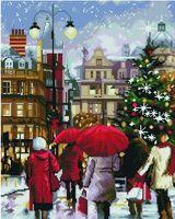 """Алмазная вышивка-мозаика """"В канун Рождества"""""""