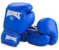 Перчатки боксёрские RV-101 (6 унций; синие)
