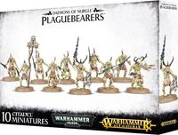 Warhammer Age of Sigmar. Daemons of Nurgle. Plaguebearers (97-10)
