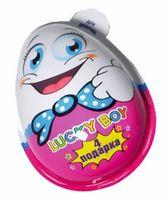 """Яйцо шоколадное """"Лаки Бой. Для девочки"""" (40 г)"""