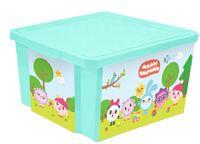 """Ящик для хранения игрушек """"Малышарики"""" (арт. LA1127)"""