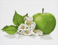 """Вышивка крестом """"Яблочный аромат"""""""