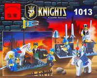 "Конструктор ""Knights. Кузница"" (81 деталь)"