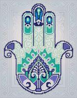 "Алмазная вышивка-мозаика ""Хамса"""