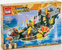 "Конструктор ""Legendary Pirates. Сын морей"" (345 деталей)"