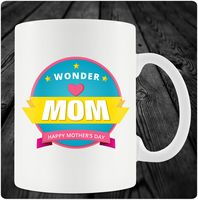 """Кружка """"Happy Mother's Day"""" (art.35)"""