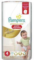 """Подгузники-трусики для детей """"Premium Care Pants"""" (9-14 кг, 44 шт)"""