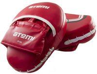 Лапы тренировочные вогнутые LTB-16501 (M; красные)