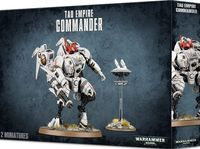 Warhammer 40.000. Tau Empire. Commander (56-22)