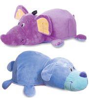 """Мягкая игрушка """"Вывернушка. Щенок-слон"""" (40 см)"""