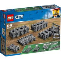 "LEGO City ""Рельсы"""