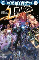 Вселенная DC. Rebirth. Титаны. Выпуск №10. Красный Колпак и Изгои. Выпуск №5-6