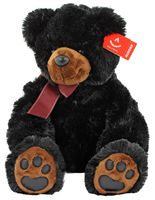 """Мягкая игрушка """"Медведь черный"""" (50 см)"""