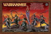 "Набор миниатюр ""Warhammer FB. Finecast: Warriors of Chaos Hellstriders of Slaanesh"" (83-14)"