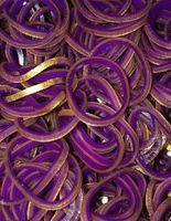 """Набор резиночек для плетения """"Rainbow Loom. Персидская коллекция. Фиолетовые"""""""