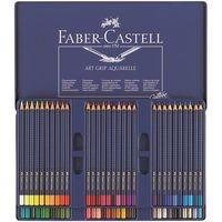 Акварельные карандаши ART GRIP AQUARELLE в металлической коробке (60 цветов)