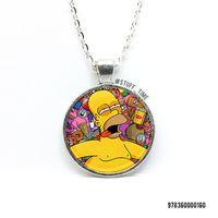 """Кулон """"Гомер Симпсон"""" (арт. 160)"""