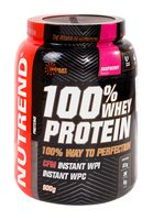 """Протеин """"100% Whey Protein"""" (900 г; малина)"""