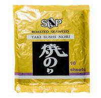 """Морские водоросли """"Yaki sushi Nori"""" (28 г; 10 листов)"""
