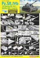 "САУ ""Pz.Sfl.IVb fur 10.5cm le.FH18/1 (Sf.) Ausf.A"" (масштаб: 1/35)"