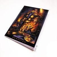 "Блокнот белый ""Mortal Kombat"" А5 (920)"