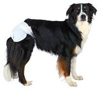 Подгузники для собак (размер M, 32-48 см, 12 шт)