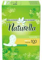 Ежедневные прокладки NATURELLA Normal Deo (100 шт)