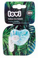 "Прищепка для пустышки ""Follow the Rabbit"" (арт. 10/884)"