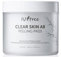 """Пилинг-салфетки для лица """"Clear Skin"""" (145 мл)"""