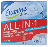 "Таблетки для посудомоечных машин ""All in 1"" (30 шт.)"